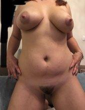 ...horny girl...