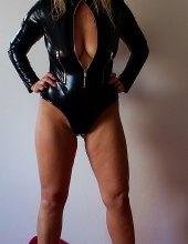 Wife in new hot body....