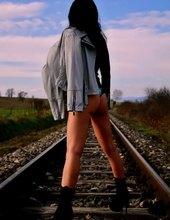 Kým som čakala na vlak 🙂
