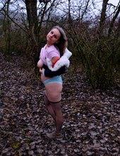 Růžové mini z blogu :-)