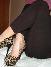 legíny a leopard