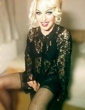 Blond & Black
