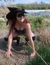 Čarodejnica sa ide možno kúpať