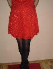 Na czerwono :)