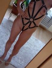 BDSM kostímček