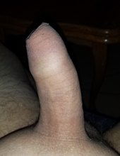 Shaved penis cuming sperm