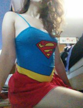 SUPERWOMAN :)
