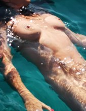 Mořská panna na RABU