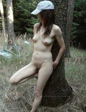 Já v lesíku