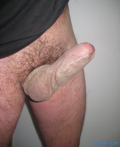 Pantyhose cock sock adult images
