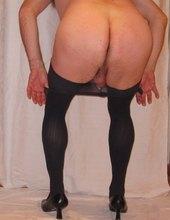 pantyhose down 09