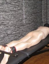 slave on the rack