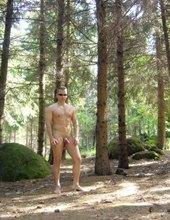 Sobotní pohoda v lesíku