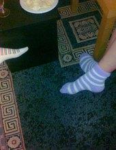 ponožky jsou sexy