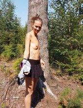 V lesíku 18