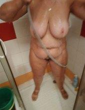 ještě jednou ve sprše