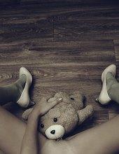 Kdo  chce být medvídkem :-)