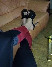 Nohy mého muže