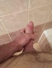 Ráno v koupelně