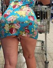 hodně krátký šaty