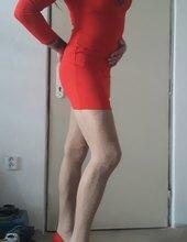 Cervena damicka