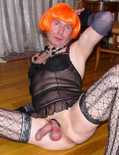 UGLY SISSY EXPOSED FOR YOU