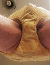 Cummed Panties: Shot 50