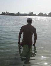 V létě u vody