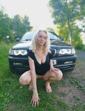 Focení s autem