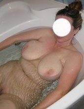 Pohodička ve vaně