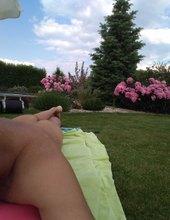 Relax na zahradě