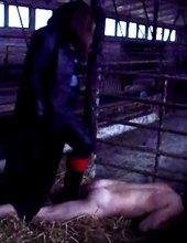 potrestání v prasečáku