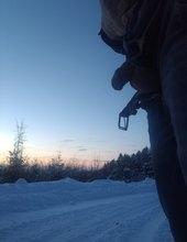 Zimní venku 😊