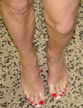 MILf-legs,feet,new shoes