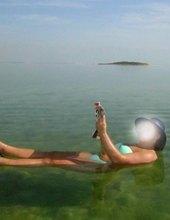 Živo v Mrtvém moři
