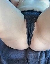 Chceš ji vidět bez kalhotek?