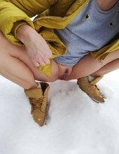 Když napadl sníh