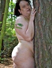 Venuše v lesíku