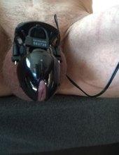 Nová klícka s elektro masáží.