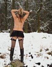 zima ve mlejně