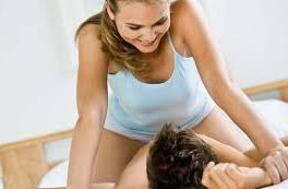 Sex je cvičením jen velmi mírným