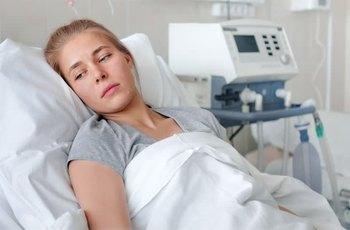 Žena alergická na penicilin dostala anafylaktický šok, když měla sex s mužem, který ho požil