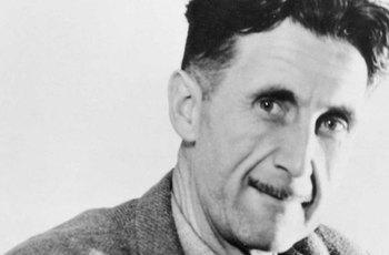 George Orwell celé první manželství souložil se svou bývalou