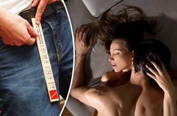 Nejuspokojivějším penisem je podle žen ten dlouhý dvacet centimetrů