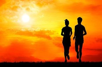 Když hubnou partneři spolu, jsou třikrát úspěšnější, než když se snaží každý sám