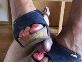 Pantofliky v akci