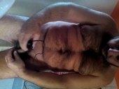 holení