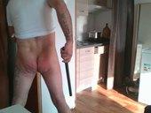 Self spanking