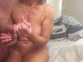 64 year old cock cum
