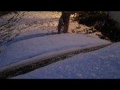 Sníh, ... přemrzlej :(